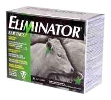 Eliminator Ear Tags