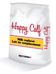 Happy Calf