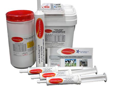 Dairymans Choice Probiotics